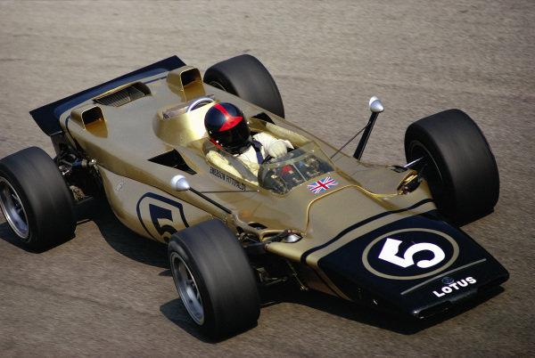 Emerson Fittipaldi, Lotus 56B Pratt & Whitney.