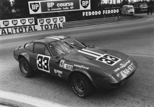 1973 Le Mans 24 hours Test Weekend.