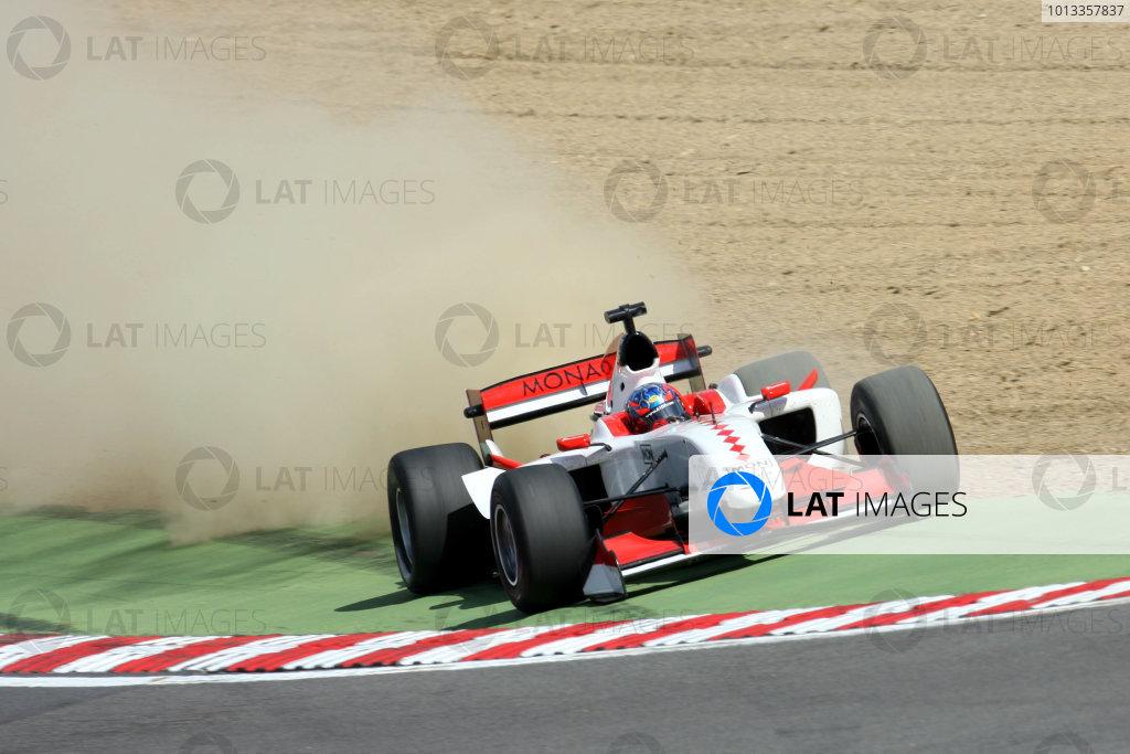 A1GP World Cup of Motorsport 2008/09, Round 7, Brands Hatch
