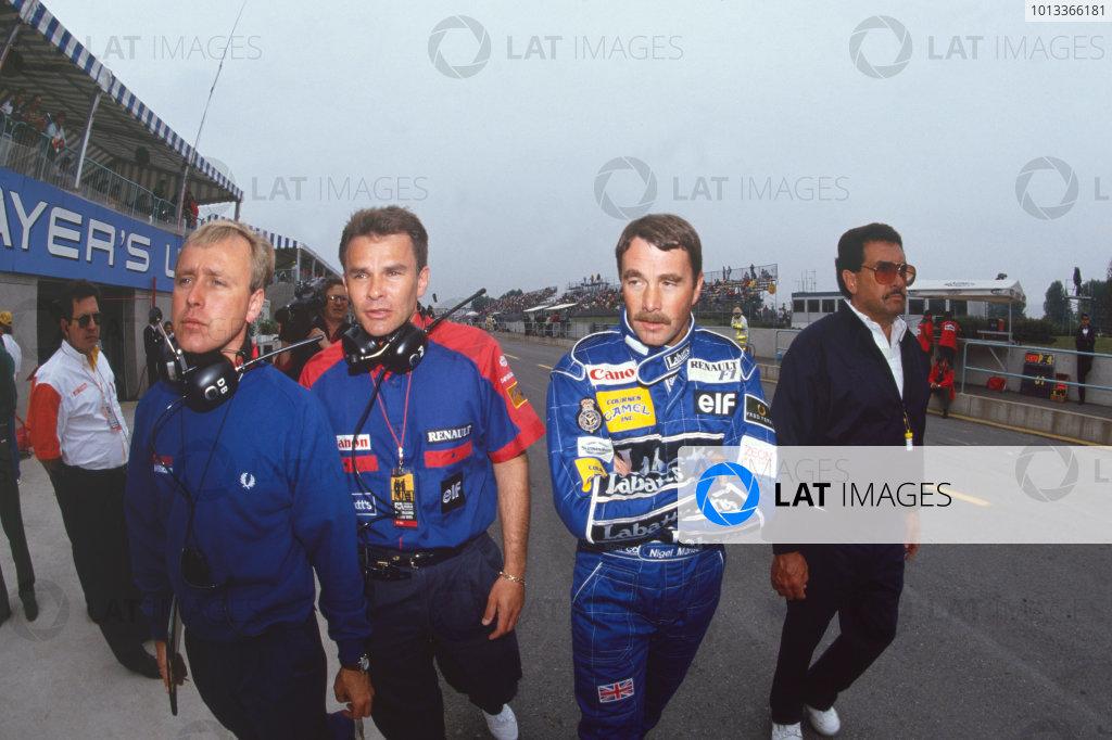 1991 Canadian Grand Prix.