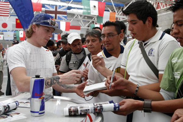 2010 FIA World Rally ChampionshipRound 02Rally Mexico 4-7 Mars 2010Kimi Raikkonen, Citroen WRC, PortraitWorldwide Copyright: McKlein/LAT