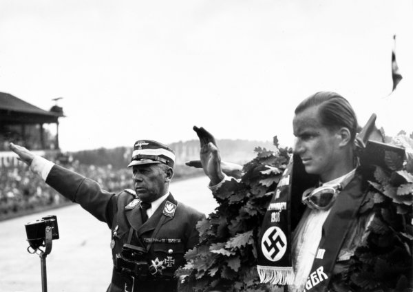 1938 German Grand Prix. 