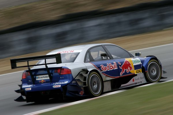 2006 DTM Testing Brands Hatch, England. 20th March 2006. Martin Tomczyk, Audi Sport Team Abt Sportsline, Audi A4 DTM. Action. World Copyright: Gary Hawkins/LAT Photographic ref: Digital Image Only.