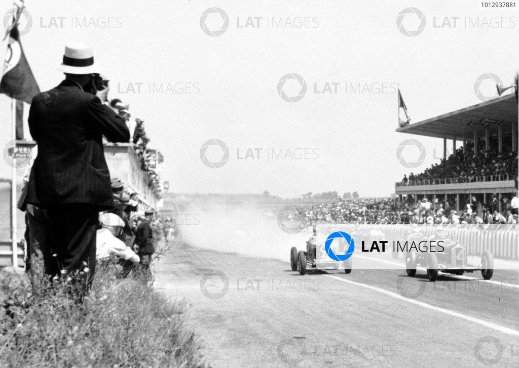 1934 Marne Grand Prix.