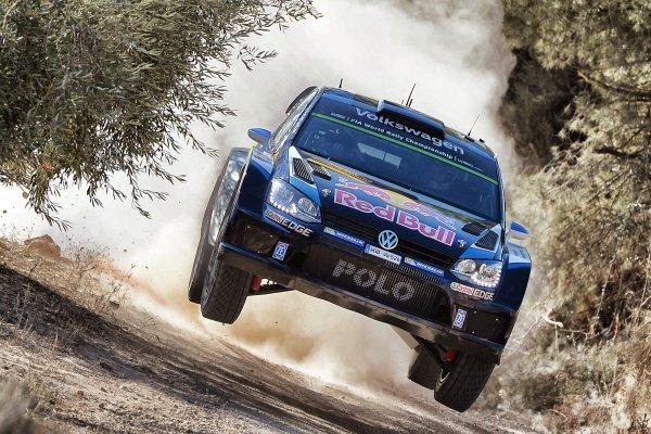 Sebastien Ogier (FRA) / Julien Ingrassia (FRA), Volkswagen Polo R WRC at FIA World Rally Championship, Rd12, RAAC Rally de Espana, Day One, Costa Daurada, Catalunya, Spain, 23 October 2015.