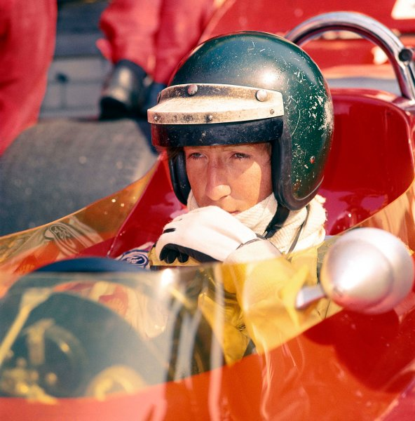 Zandvoort, Holland.19-21 June 1970.Jochen Rindt (Lotus 72C-Ford) 1st position, portrait. World Copyright - LAT Photographic