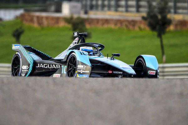 Sam Bird (GBR), Jaguar Racing, Jaguar I-TYPE 5