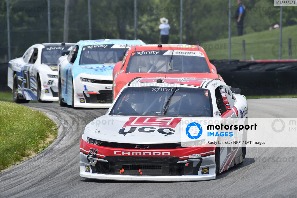 #23: Andy Lally, RSS Racing, Chevrolet Camaro UCC/Energy Air Inc