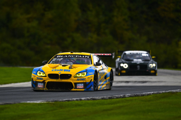 #96 BMW F13 M6 GT3 of Naoto Takeda and Takuya Shairasaka with Turner Motorsports