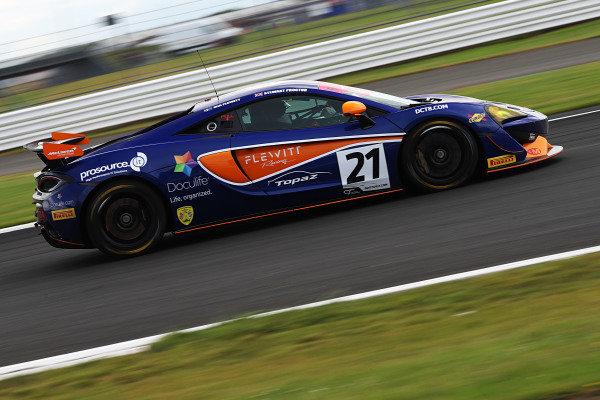 Maria Flewitt / Stewart Proctor Balfe Motorsport McLaren 570S GT4