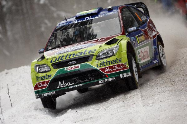 2010 FIA World Rally ChampionshipRound 01Rally Sweden 11-14 February 2010Jari-Matti Latvala, Ford WRC, ActionWorldwide Copyright: McKlein/LAT