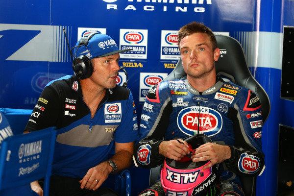 Alex Lowes, Pata Yamaha, Pitt.