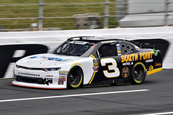#3: Brendan Gaughan, Richard Childress Racing, Chevrolet Camaro South Point Hotel/Beard Oil Distributing