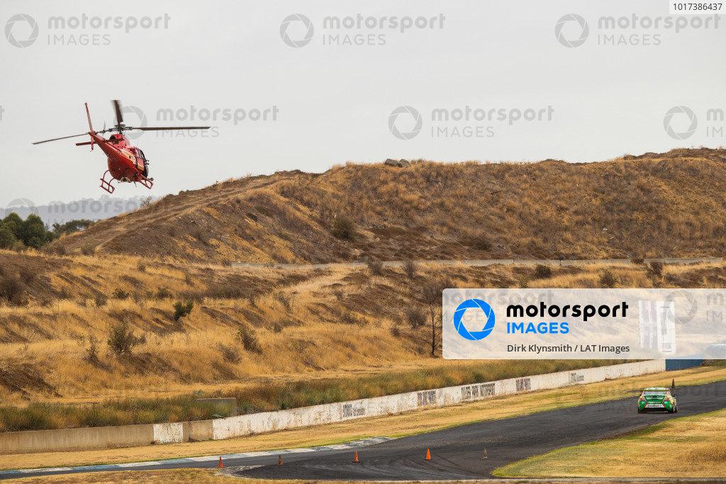 Daniel Ricciardo Supercars testing