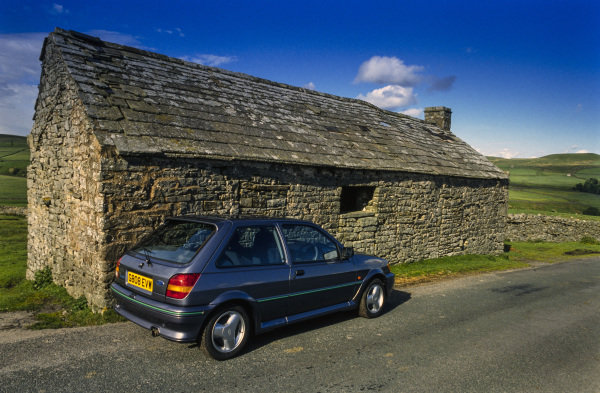 Ford Fiesta RS Turbo.