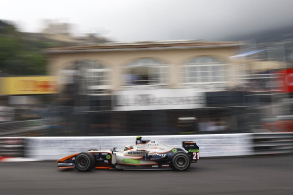 2008 GP2 Series. Round 3. Saturday Race. Monte-Carlo, Monaco. 24th May 2008.Ho-Ping Tung (CHN, Trident Racing). Action. World Copyright: Andrew Ferraro/GP2 Series Media Service.ref:__H0Y6653 jpg