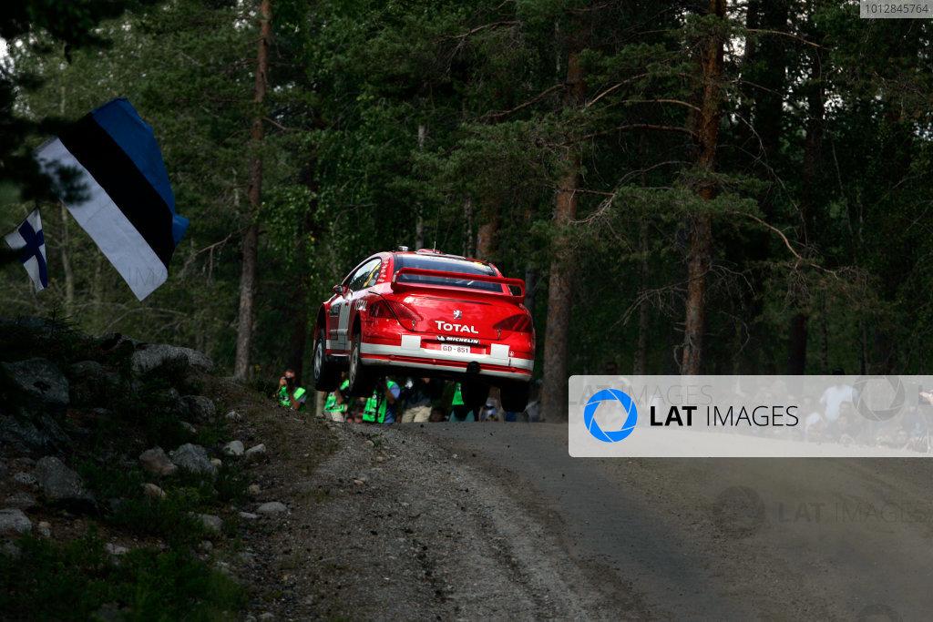 2004 FIA World Rally Champs.