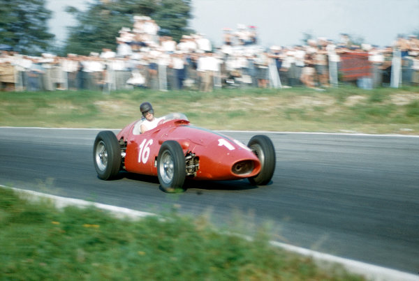 1957 Italian Grand Prix.