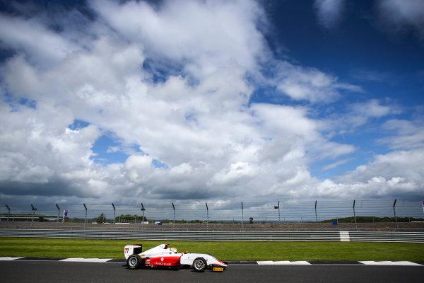2017 BRDC British Formula 3 Championship,  Silverstone, 11th-12th June 2017, Ben Hingeley (GBR) Fortec Motorsports BRDC F3. World copyright. JEP/LAT Images