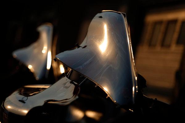 Hungaroring, Budapest, Hungary. Friday 24 July 2015. Toro Rosso bodywork. World Copyright: Charles Coates/LAT Photographic ref: Digital Image _N7T6158