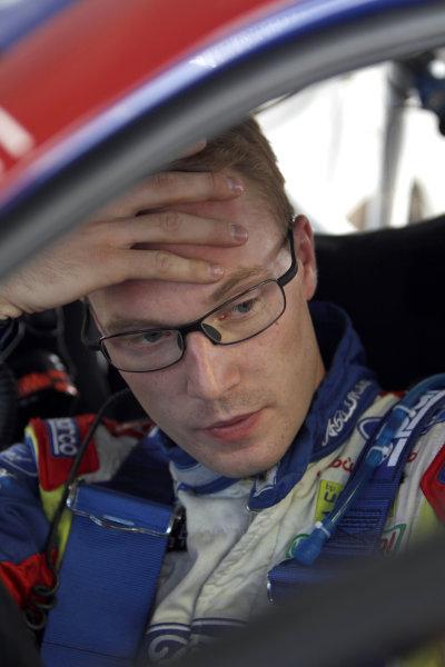 Round 09Rallye Deutschland 19-22/8 201Jari-Matti Latvala, Ford WRC, PortraitWorldwide Copyright: McKlein/LAT