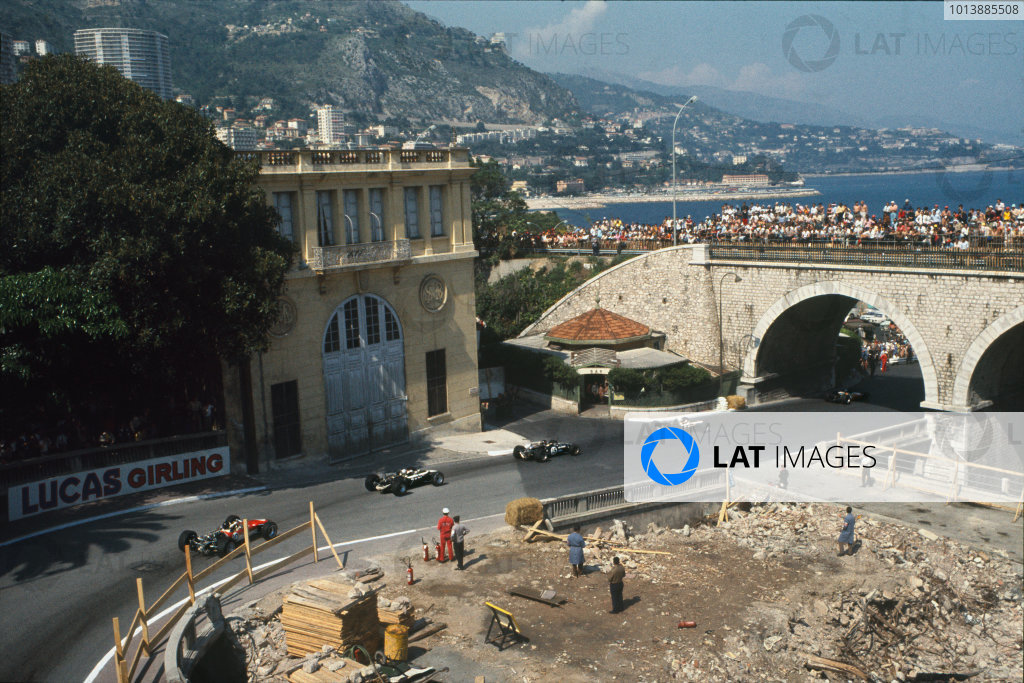 1968 Monaco Grand Prix