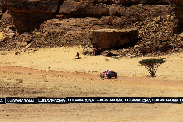 Laia Sanz/Carlos Sainz (ESP), Acciona | Sainz XE Team