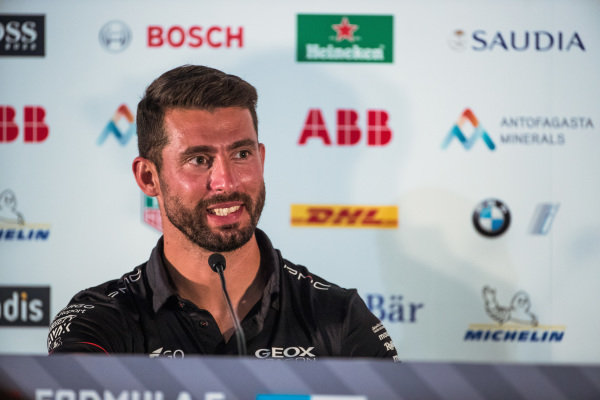 Jose Maria Lopez (ARG), GEOX Dragon Racing in the press conference