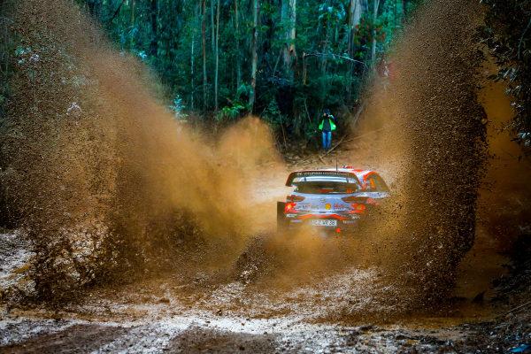 Thierry Neuville, Hyundai Motorsport, Hyundai i20 Coupé WRC 2019