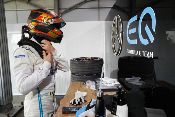Stoffel Vandoorne (BEL), Mercedes Benz EQ Formula