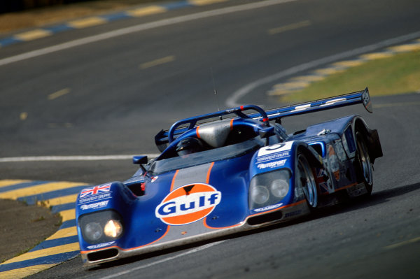 Le Mans, France. 18th - 19th June 1994.Derek Bell/Robin Donovan/Jurgen Lassig (Kremer Porsche Spyder), 6th position, action.World Copyright: LAT Photographic.Ref:  94LM02.