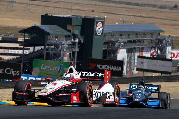 23-24 August, 2014, Sonoma, California USA Helio Castroneves ? 2014, Perry Nelson LAT Photo USA