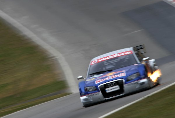 2006 DTM Testing