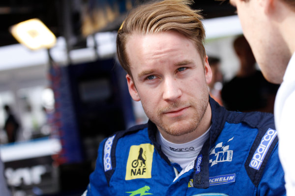2016 FIA World Rally Championship, Round 03, Rally Mexico, March 3-6, 2016 Mads Ostberg, Ford, portrait  Worldwide Copyright: McKlein/LAT