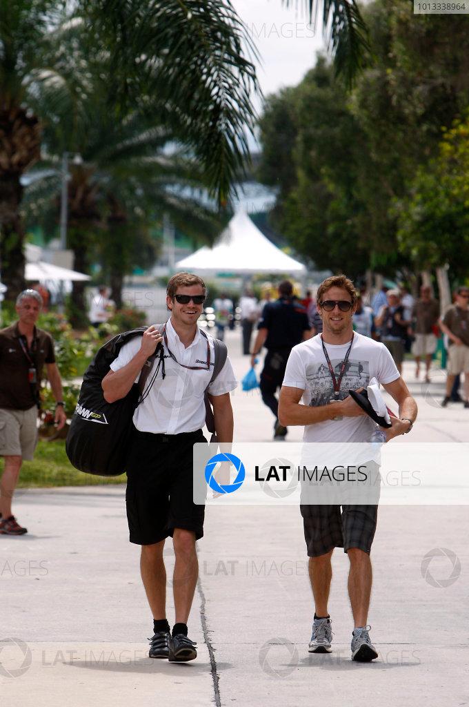 2009 Malaysian Grand Prix - Thursday