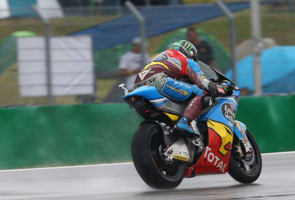 2017 Moto2 Championship - Round 10 Brno, Czech Republic Friday 4 August 2017 Franco Morbidelli, Marc VDS World Copyright: Gold and Goose / LAT Images ref: Digital Image 683677