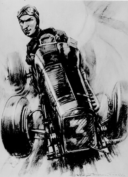 Dick Seaman.Published-Autocar 29/1/1939.World Copyright - LAT Photographic