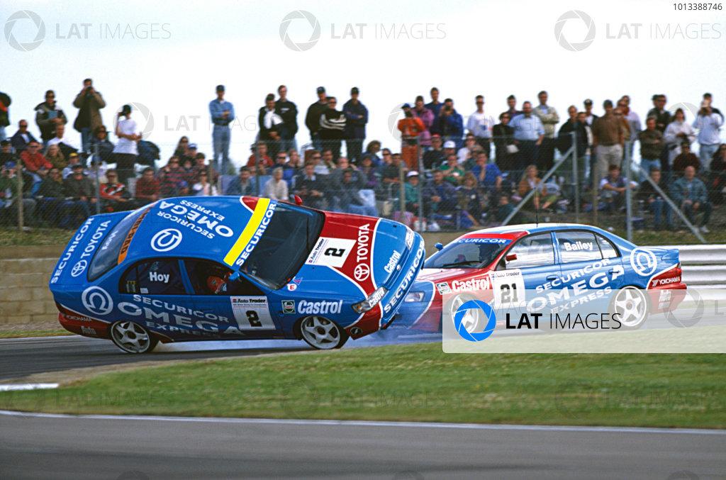 1993 British Touring Car Championship.
