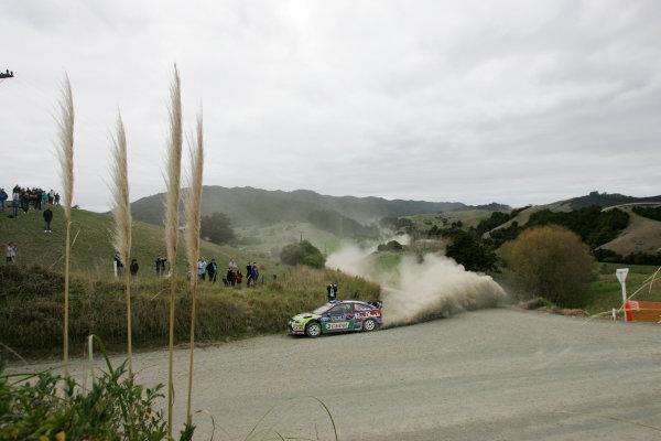 2010 FIA World Rally ChampionshipRound 05Rally New Zealand 7 - 9 May  2010Jari-Matti Latvala, Ford WRC, actionWorldwide Copyright: McKlein/LAT