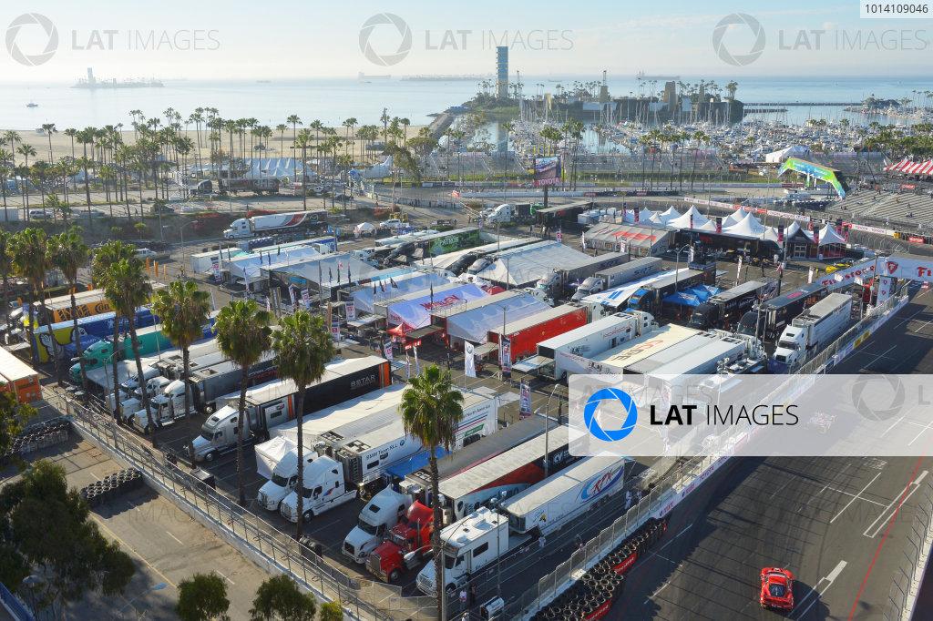 Round 3 - Long Beach, California, USA