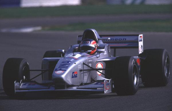 Silverstone, England. 22-23/3/2000. Nicolas Minassian, Super Nova Racing. World Copyright: LAT Photographic.