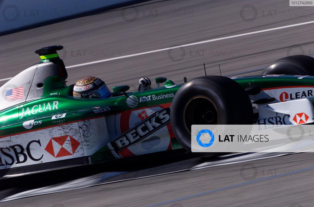 2001 American Grand Prix - Race