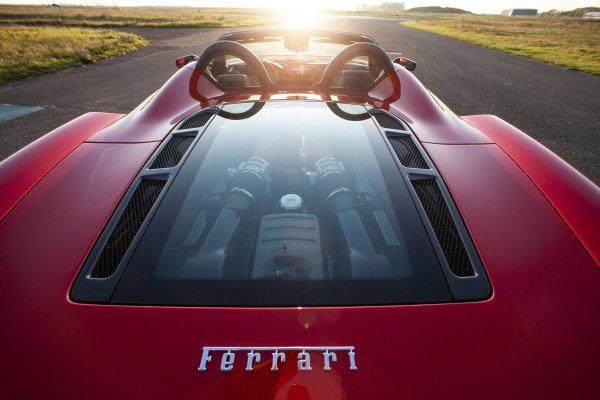 Ferrari F430 Spider F1, 2008