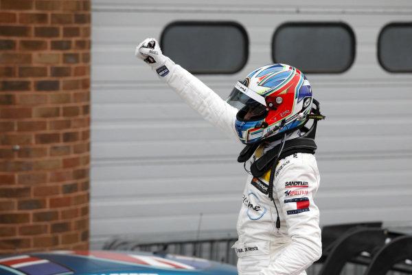 Race winner Paul Di Resta, Mercedes-AMG Team HWA.