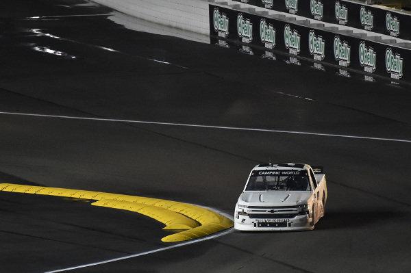 #2: Sheldon Creed, GMS Racing, Chevrolet Silverado