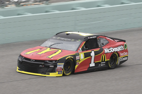 #1: Jamie McMurray, Chip Ganassi Racing, Chevrolet Camaro McDonald's
