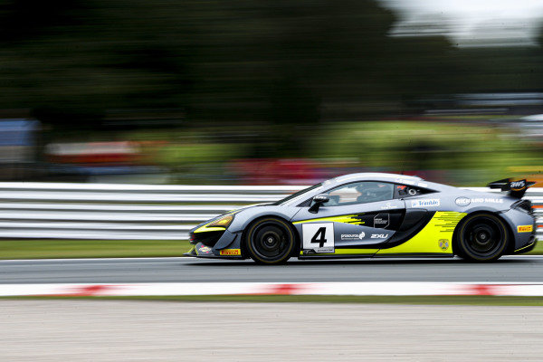 #4 Harry Hayek / Katie Milner - Team Rocket RJN McLaren 570S GT4