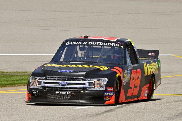 #99: Ben Rhodes, ThorSport Racing, Ford F-150 Havoline