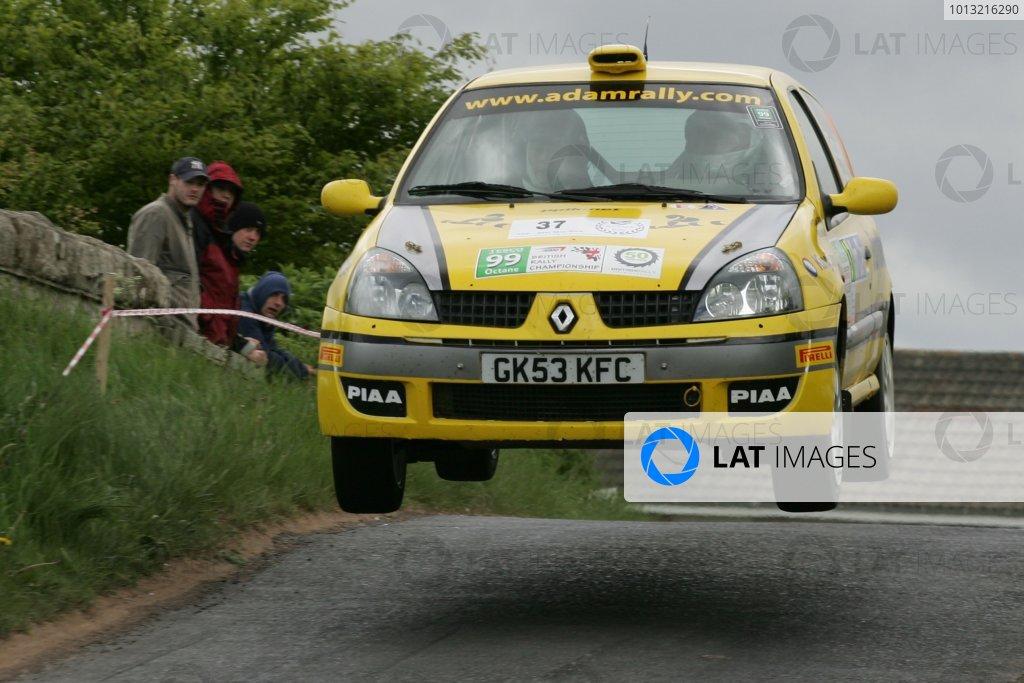 2008 British Rally Championship,