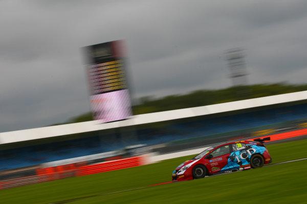 2017 British Touring Car Championship, Silverstone, Northants, UK. 16th-17th September 2017 Brett Smith (GBR) Eurotech Racing Honda Civic Type R World copyright. JEP/LAT Images
